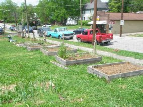 parkridge community garden